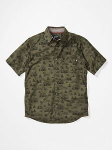 CAMISA HOMBRE SYROCCO SS